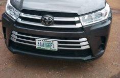 Neat Nigerian used 2014 Toyota Highlander