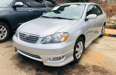 Neat Foreign used Toyota Corolla 2006 Sports Edition