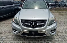 Foreign used 2013 Mercedes Benz GLK 350