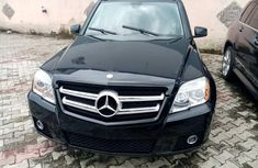 Sharp Tokunbo 2010 Mercedes Benz GLK350 Black