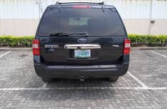 Black Nigeria Used Ford Expedition 2010 for Sale
