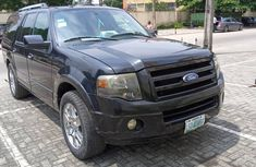 Black Nigerian Used Ford Expedition 2010 for Sale