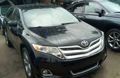 Foreign Used Black Toyota Venza 2010 Model