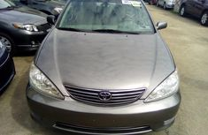 Clean Foreign used Toyota Camry 2006 Model