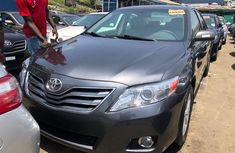 Grey Foreign Used Toyota Camry Muscle Automatic 2008 Model