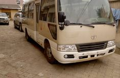 Toyota Coaster Bus Model 2013/14