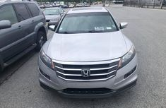 Silver Foreign Used Honda Crosstour 2011 Model for Sale