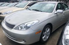 Foreign Used Lexus ES 330 2006 Model Black for Sale