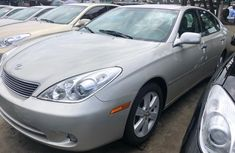Tokunbo 2006 Model  Lexus ES 330 Silver for Sale