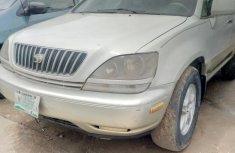 Nigeria Used 2000 Lexus RX 300 for Sale in Lagos