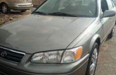 Grey Nigeria Used Toyota Camry 2001 for Sale in Lagos
