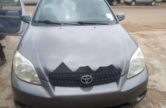 Very Clean Nigerian used Toyota Matrix 2007
