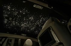 Who came up with Rolls-Royce starlight headliner? A photophobia customer