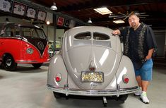 Check this rare $3m Volkswagen vintage collection that looks like a VW factory!
