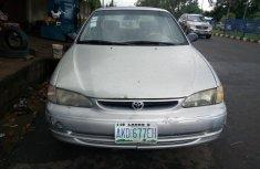 Super Clean Nigerian used 1999 Toyota Corolla