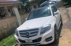 Nigerian Used Mercedes-Benz GLK 2010 Model