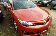 Very Sharp Tokunbo Toyota Camry 2012 Model