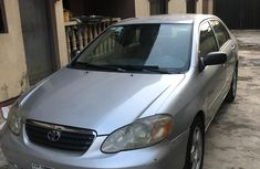 Very Clean Nigerian used Toyota Corolla 2005