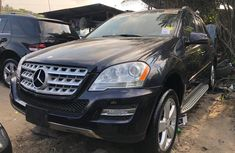 Very Sharp Tokunbo Mercedes Benz ML350 2008 Model
