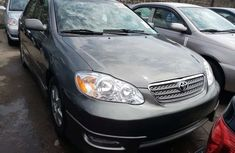 Grey Tokunbo Toyota Corolla Sport Automatic 2007 Model for Sale