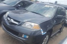 Beige Tokunbo Acura MDX 2005 Model for Sale in Lagos