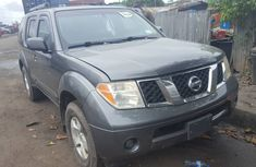 Grey Used Nissan Pathfinder 2008 Model for Sale in Lagos