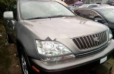 Foreign Used Lexus RX 2002 Model Grey