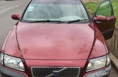 Nigerian Used Volvo S80 2003 Model Red