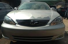 Foreign Used Toyota Camry 2002 Model