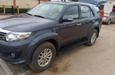 Super Clean Nigerian used 2014 Toyota Fortuner