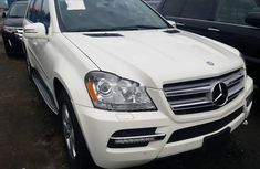 Neat Foreign used 2012 Mercedes-Benz GL-Class