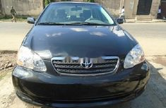 Super Clean Foreign used Toyota Corolla 2006
