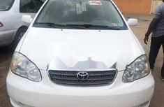 Neat Foreign used 2006 Toyota Corolla