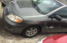 Nigeria Used Toyota Corolla 2006 Model