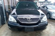 Foreign Used 2007 Lexus RX 2007 Model Black