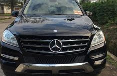 Super Clean Foreign used Mercedes-Benz ML350 2012