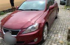 Super Clean Nigerian used Lexus IS 2007