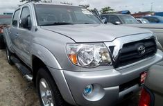 Foreign Used Toyota Tacoma 2008 Model