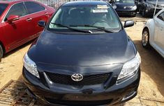 Very Clean Foreign used Toyota Corolla 2009