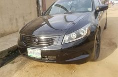 Neat Nigerian used Honda Accord 2008