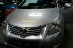 Nigeria Used Toyota Avensis 2009 Model