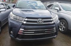 Foreign Used Toyota Highlander 2017 Model Brown