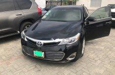 Nigeria Used Toyota Avalon 2015 Model Black
