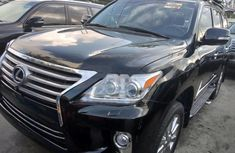 Neat Foreign used 2013 Lexus LX