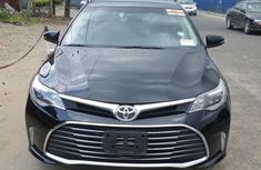 Foreign Used Toyota Avalon 2016 Model Black