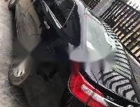 Nigeria Used Toyota Camry 2014 Model Black
