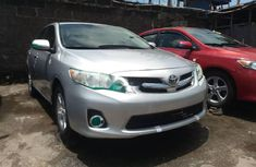Super Clean Foreign used Toyota Corolla 2011