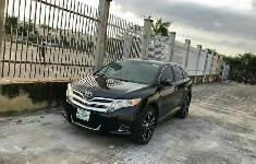 Well Maintained Nigerian used Toyota Venza 2012