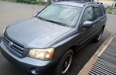 Super Clean Foreign used 2005 Toyota Highlander