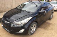 Neat Nigerian used Hyundai Elantra 2013